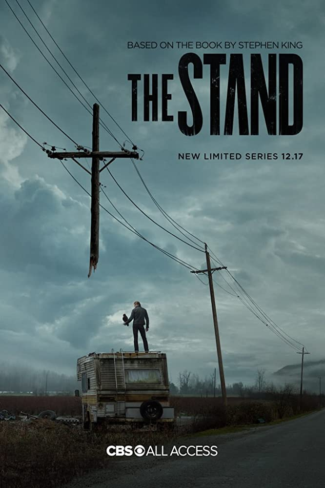 Witness the titanic confrontation between good and evil in CBS All Access and Stephen King's The Stand 6