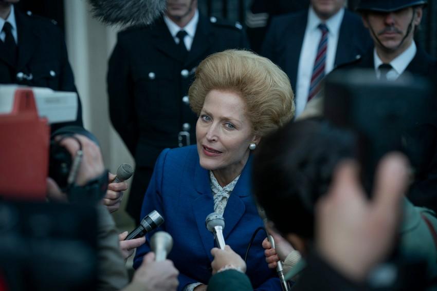 The Crown season 4 trailer introduces Margaret Thatcher Princess Diana 12
