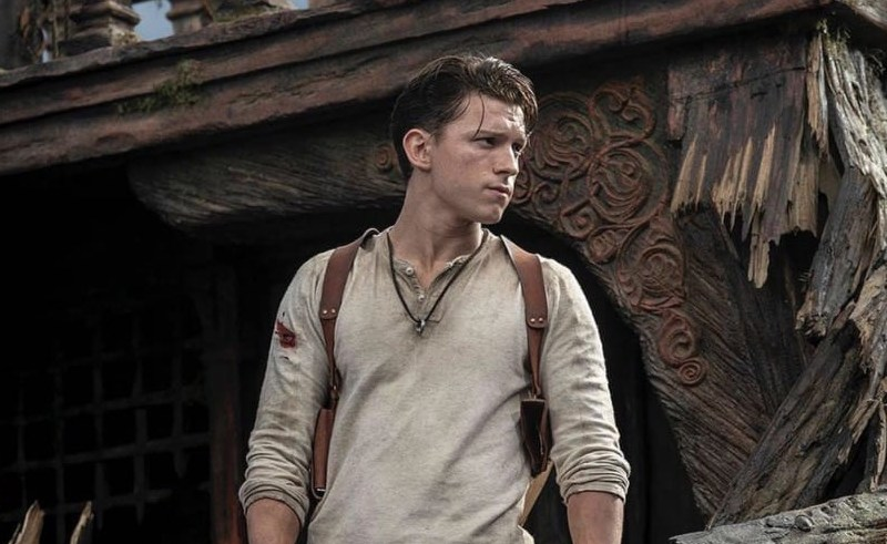 Uncharted: First look at Tom Holland as young Nathan Drake in long-awaited film adaptation 5