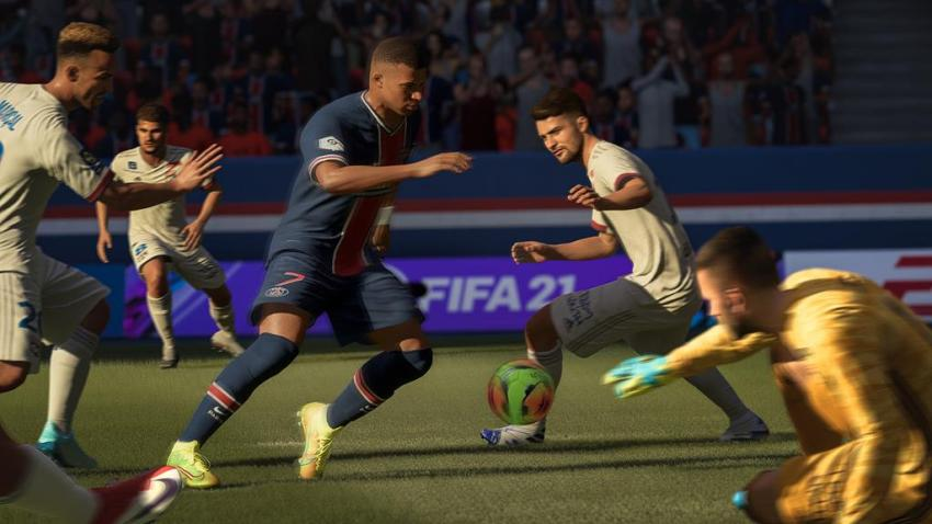 FIFA 21 Review in progress - Like a Mbappe to the Head 11
