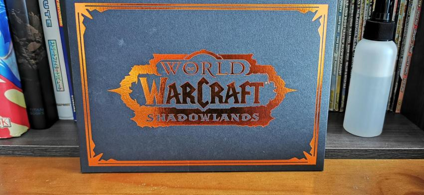 Behold the resplendent glory of this World of WarCraft: Shadowlands Epic Collector's Edition unboxing! 28