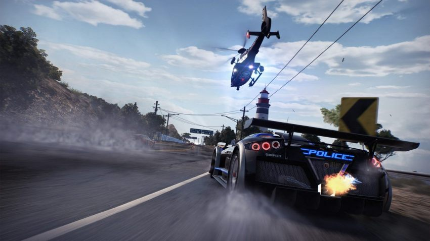 Need for Speed: Hot Pursuit Remastered Review–Tracy Chapman's Faster Car 2