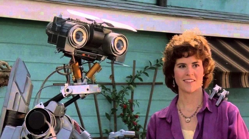 A remake of 80s classic Short Circuit in development again 2