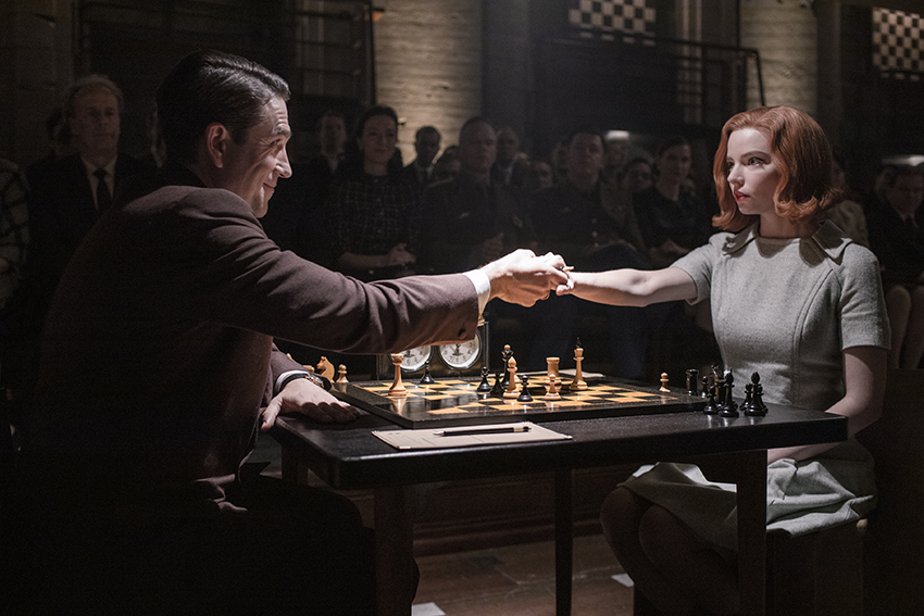 More people want to play chess thanks to The Queen's Gambit's record-breaking success on Netflix 2
