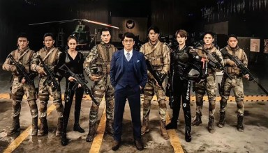 Watch: Jackie Chan in the globe-trotting action feature Vanguard 6