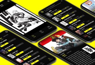 Sony's new manga service Mangamo is now on Android and iOS 6