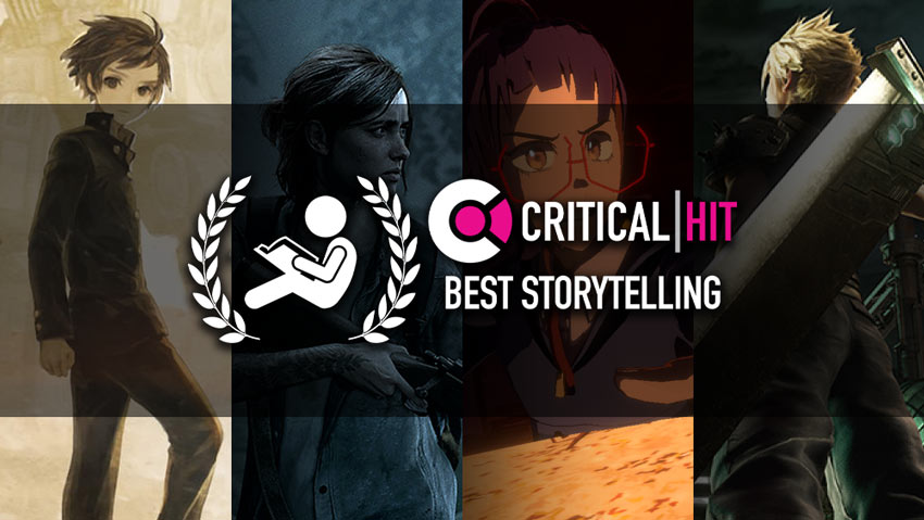 Critical Hit Game Awards 2020: Best Storytelling 2