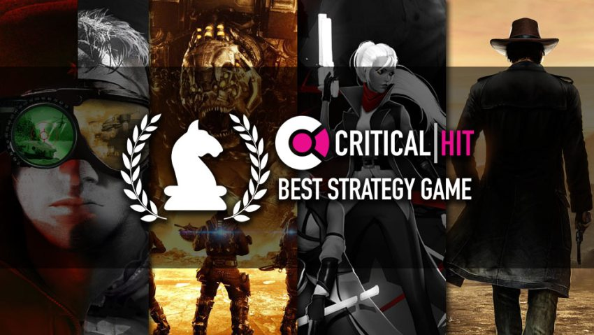Critical Hit Game Awards 2020 – Best strategy game 2