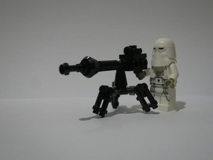 Lego Star Wars AT-AT Walker review - Hoth damn! 22