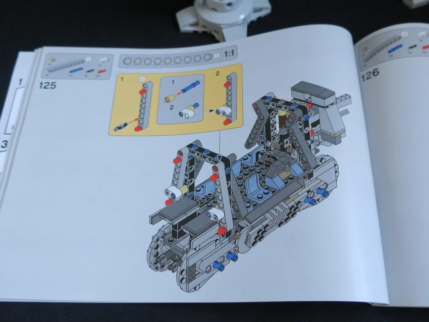 Lego Star Wars AT-AT Walker review - Hoth damn! 29