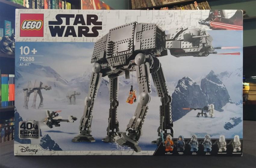 Lego Star Wars AT-AT Walker review - Hoth damn! 36
