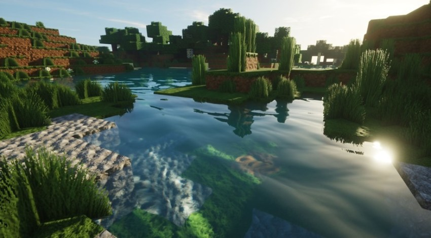 Minecraft-Path-Tracing-Feature