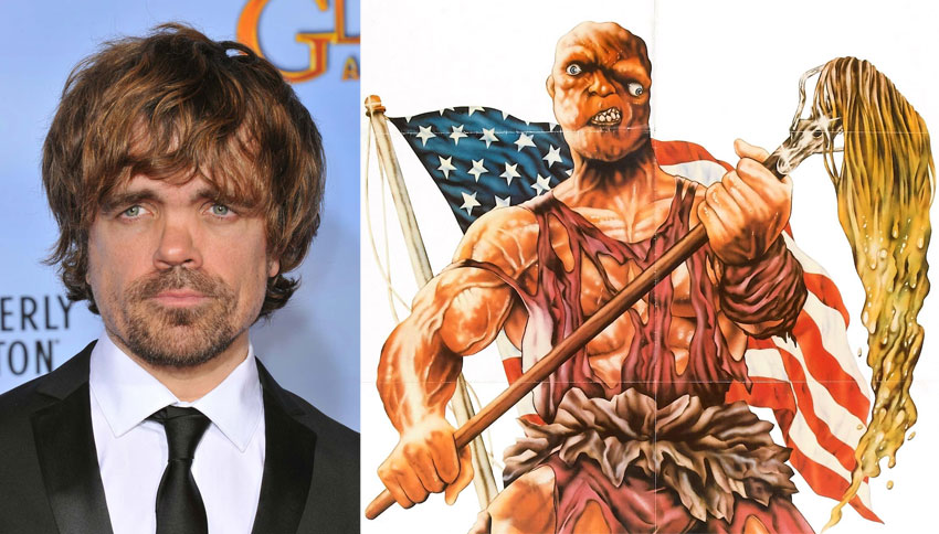 Peter Dinklage to star in a Toxic Avenger remake and no this isn't a joke 2