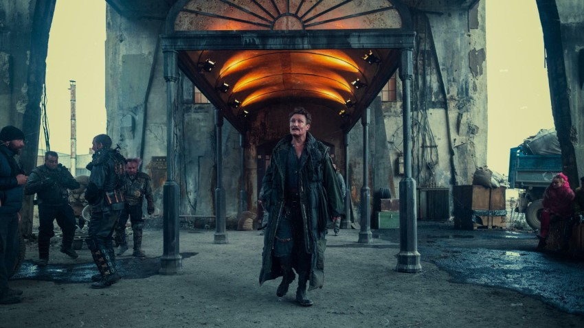 Netflix heads for German dystopian sci-fi in first Tribes of Europa trailer 2
