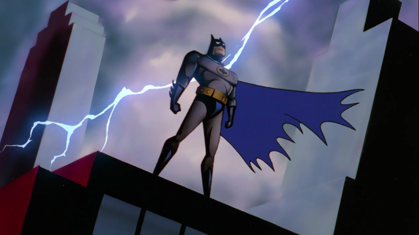 Is Batman: The Animated Series Getting a Sequel on HBO Max?