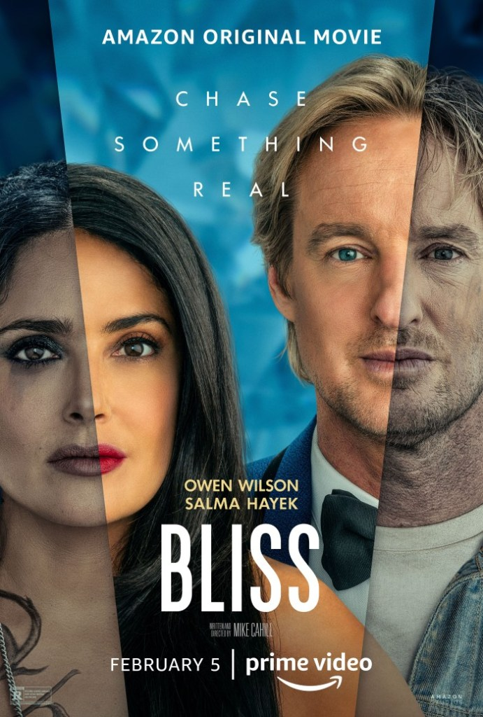 Owen Wilson questions the nature of his reality in Amazon's sci-fi drama Bliss 4