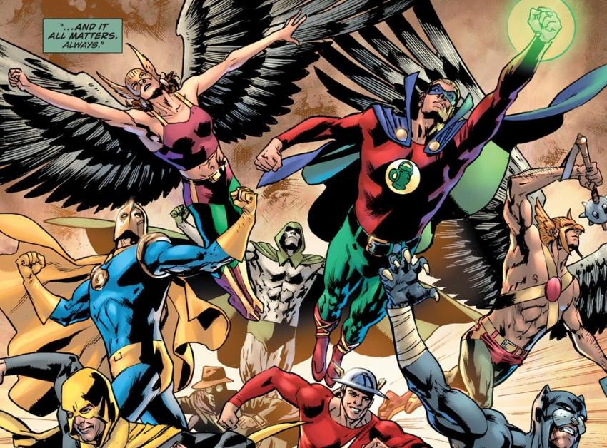DC's new Infinite Frontier omniverse, explained 10