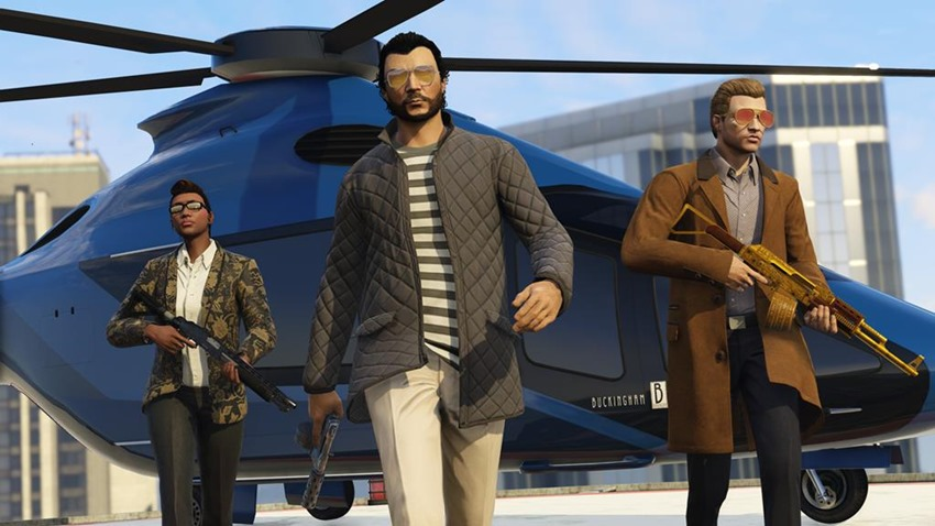 Take-Two Interactive nails GTA Online cheat site, makes it shut down - Critical Hit