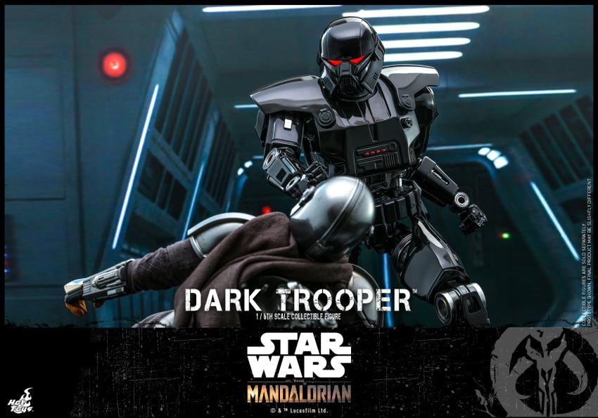 Hot Toys Dark Troopers look sleek, sophisticated, and menacing 30