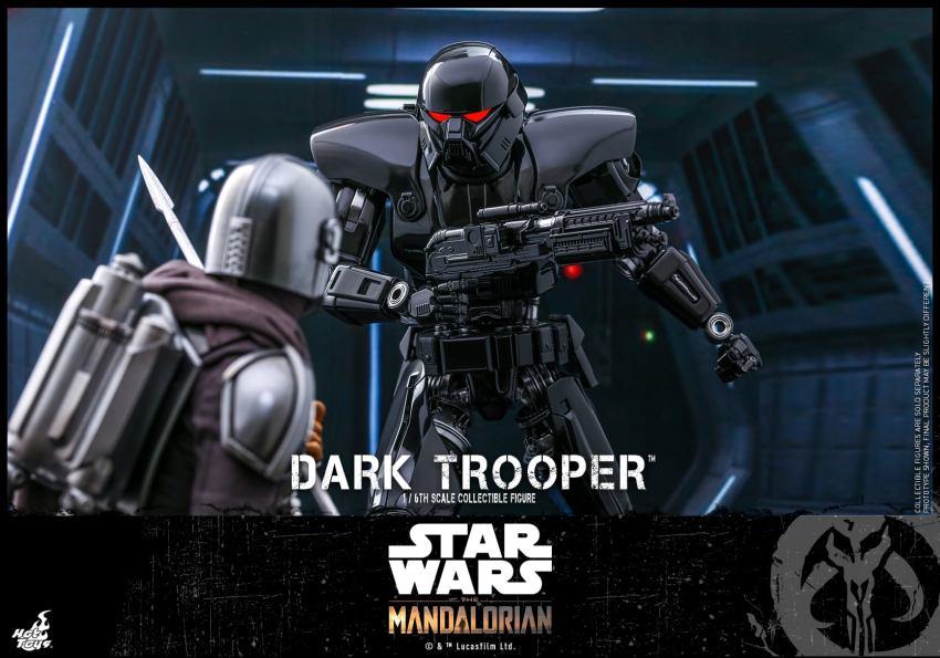 Hot Toys Dark Troopers look sleek, sophisticated, and menacing 21