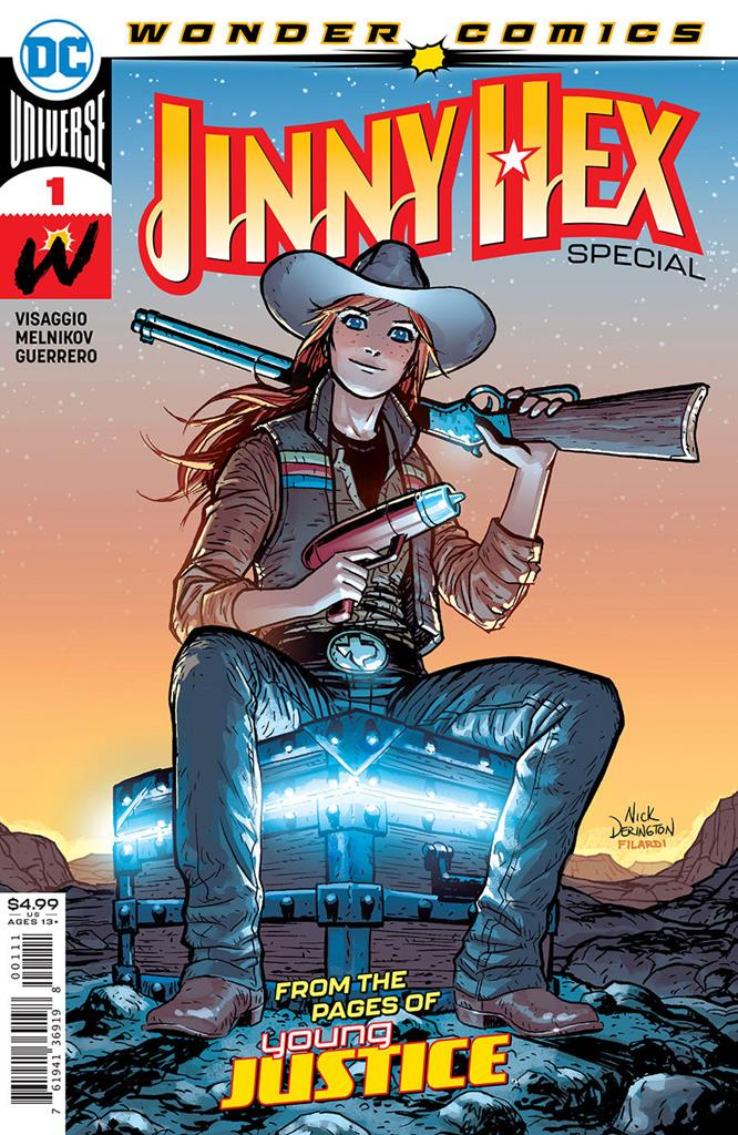 Best comic book covers of the week - 11 January 2020 40