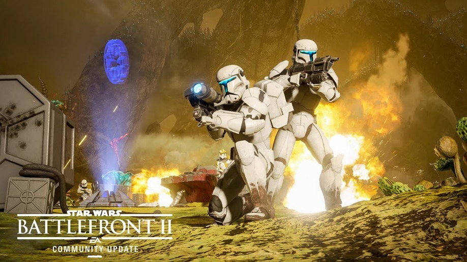 EA to scale up Star Wars: Battlefront 2 servers due to Epic Games Store giveaway - Critical Hit