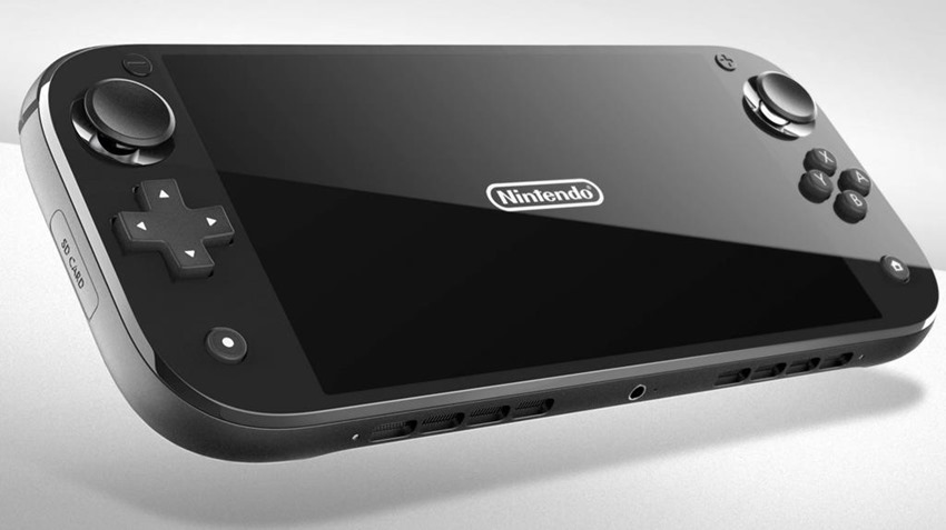 Nintendo Switch Pro potential referenced in firmware update
