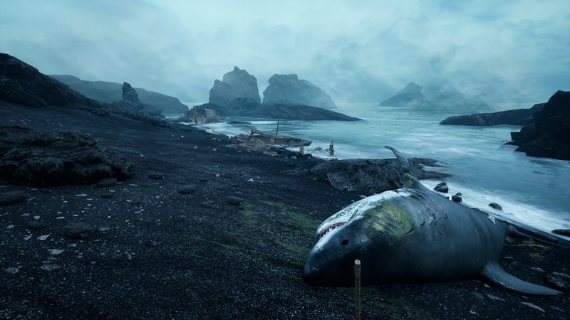 The Shore Review – Lovecraft Coastline, a rugged but stunning place 7