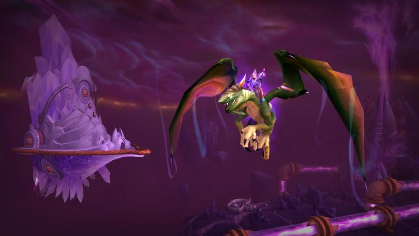World of Warcraft's Burning Crusade expansion is getting a fresh update 6