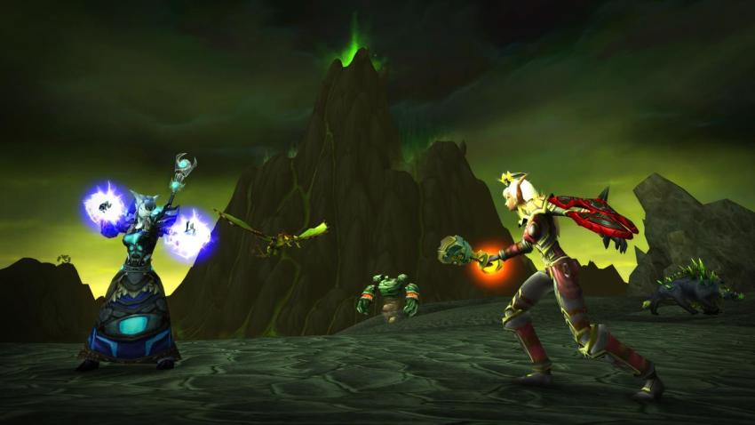 World of Warcraft's Burning Crusade expansion is getting a fresh update 7