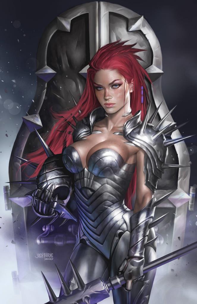 Best comic book covers of the week – 22 February 2021 54