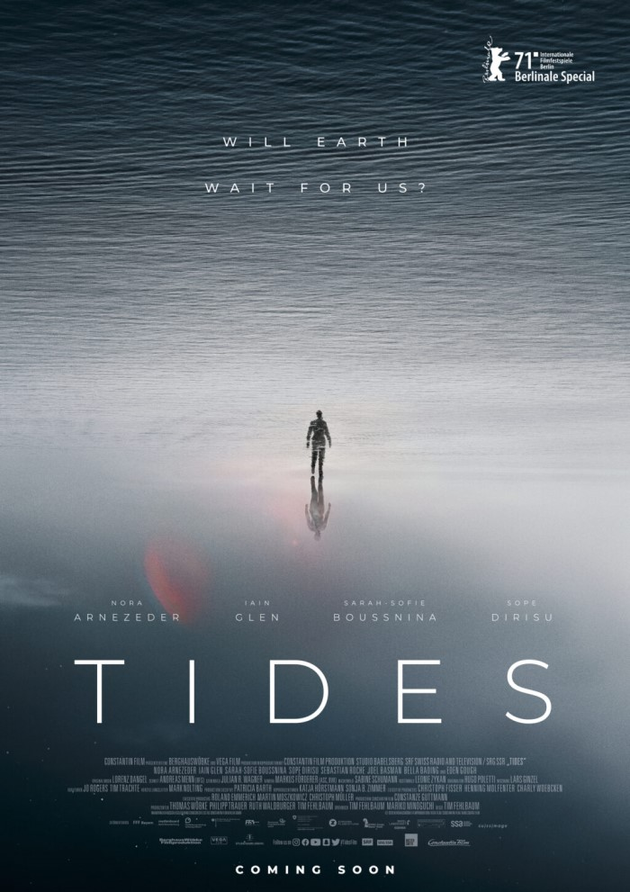 Humanity is nearly extinct in the post-apocalyptic sci-fi Tides 4