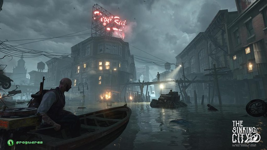 The Sinking City developer claims the game was illegally uploaded to Steam by Nacon - Critical Hit