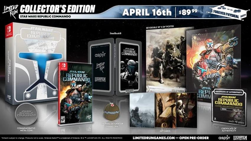 Republic Commando Limited Run Games (2)