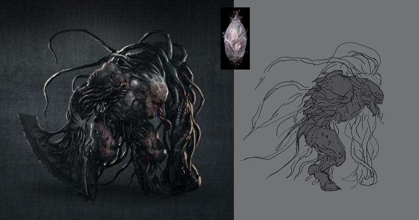 Returnal monsters
