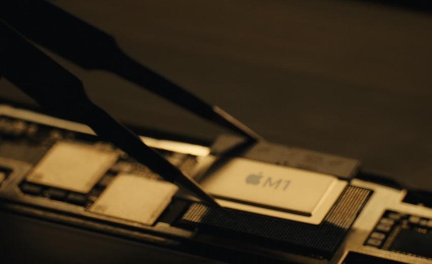 ipad m1 chip