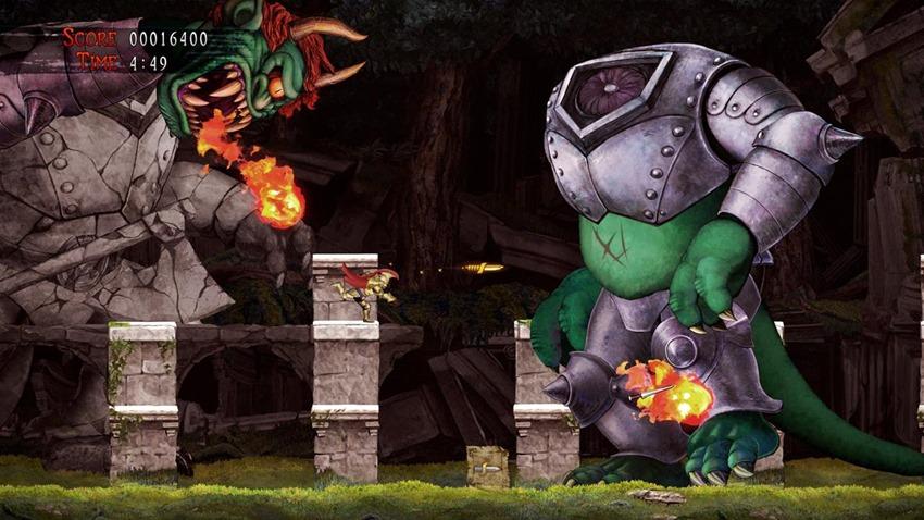 Ghosts 'n Goblins resurrection (5)