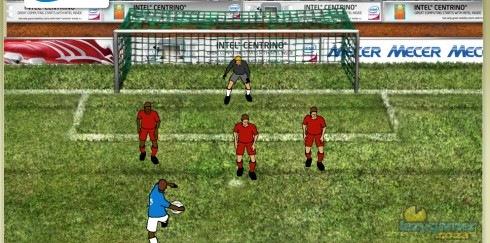 Intel Soccer Challenge