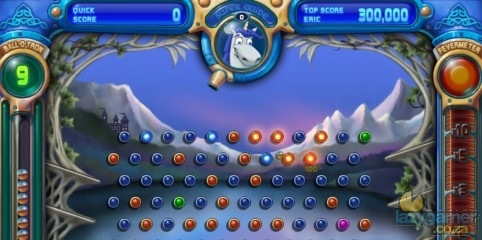 Peggle for the Xbox Live Arcade