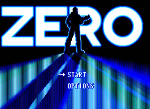 Even the title screen was unlike anything ever seen on the MegaDrive before.