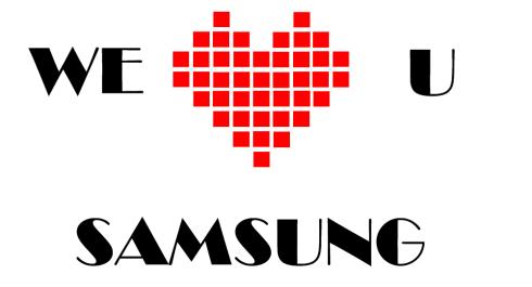WeLoveSamsung