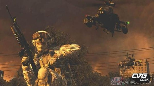 mw2helicopter