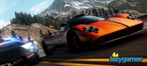 Gamescom 2010 New Need For Speed Hot Pursuit Gameplay Footage