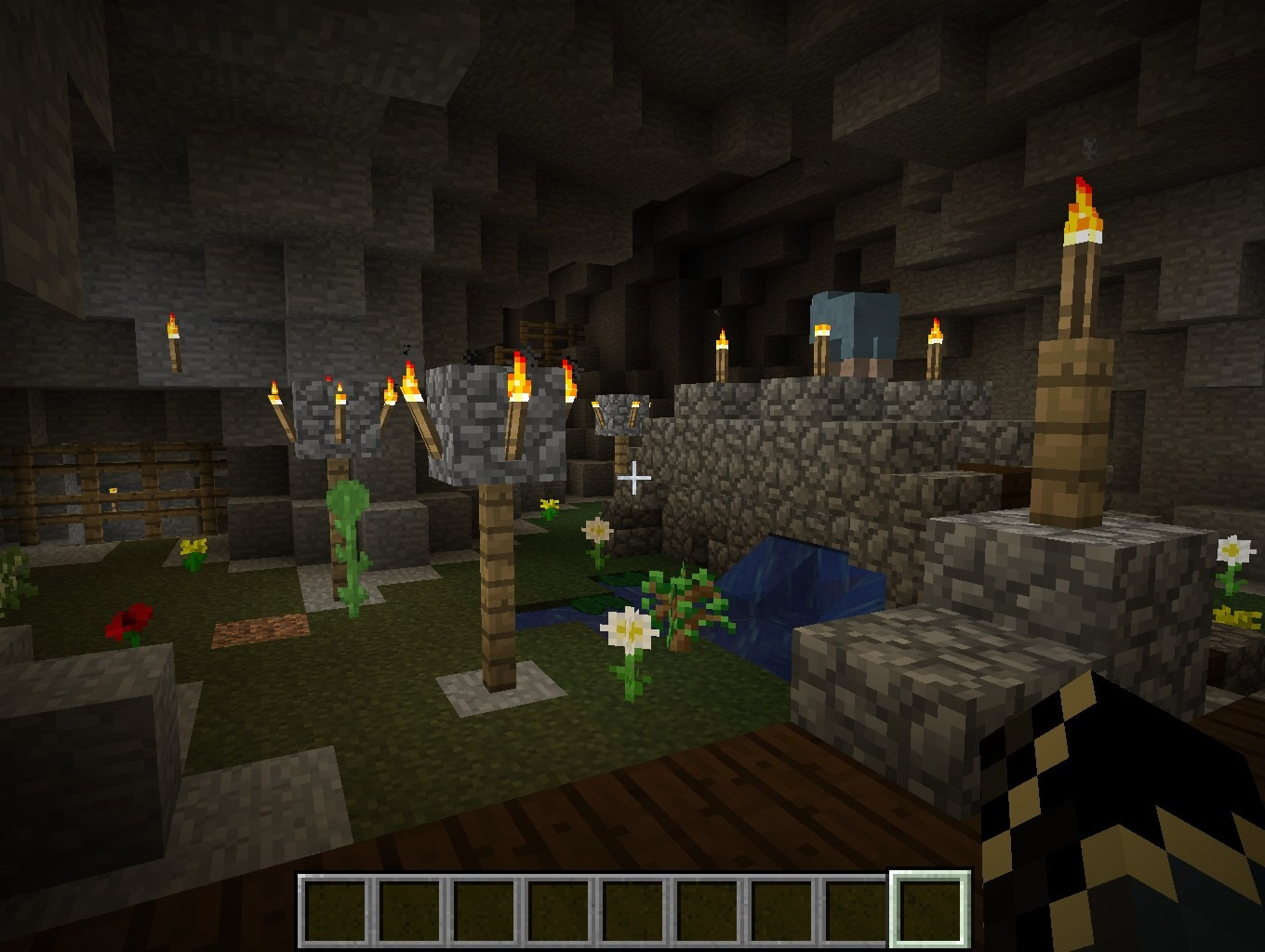 Our Minecraft server is starting to look pretty - Critical Hit