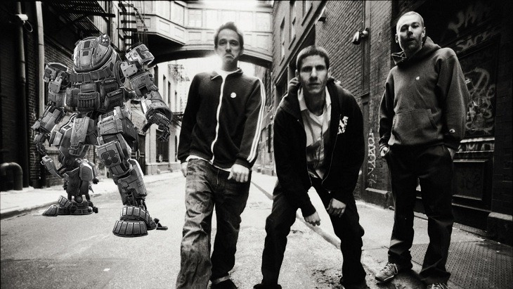 Beastie boys skills to pay bills
