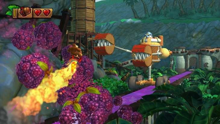Donkey Kong Country - Tropical Freeze (4)
