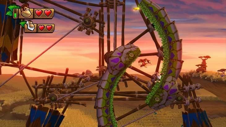 Donkey Kong Country - Tropical Freeze (5)