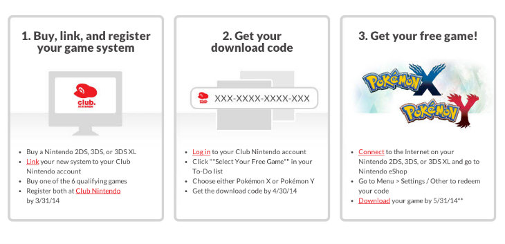 pokemon x and y free