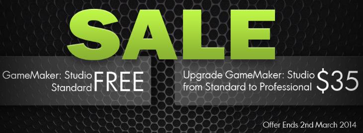 Gamemaker for free