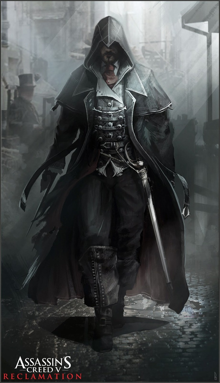 Assassin S Creed V Reclamation Fan Art Shows Off A Dapper Hero Critical Hit
